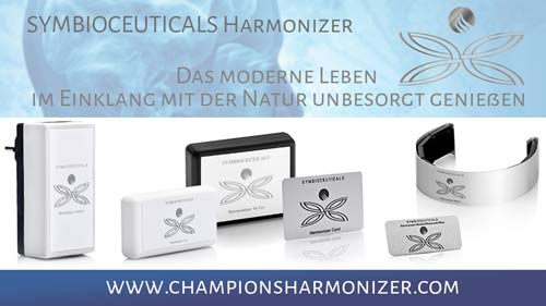 Championsharmonizer - Das moderne Leben genießen im Einklang mit der Natur